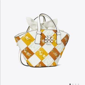 Tory Burch Yellow Mini Crossbody Bag!